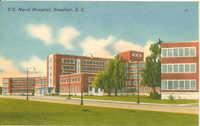 U.S. Naval Hospital in Beaufort