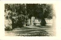 East Gate - St. Helena (Established 1712)