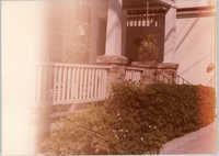 Photograph of a Porch