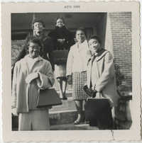 Photograph of a Group of Woman