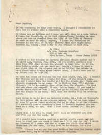 Letter from Septima P. Clark to Josephine Rider, December 30, 1966