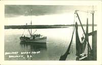 Beaufort Water Front, Beaufort, S.C.