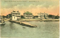 East End of Bay Street from Ferry Landing