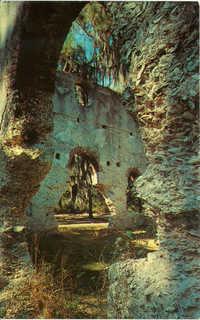 Old White Church Ruins
