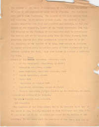 Minutes to the Board of Management, Coming Street Y.W.C.A., July 1931