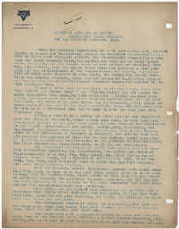 Coming Street Y.W.C.A. Report for December 1919