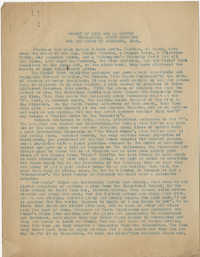 Coming Street Y.W.C.A. Report for February 1920