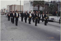 Photograph of Shriners Marching in a Parade