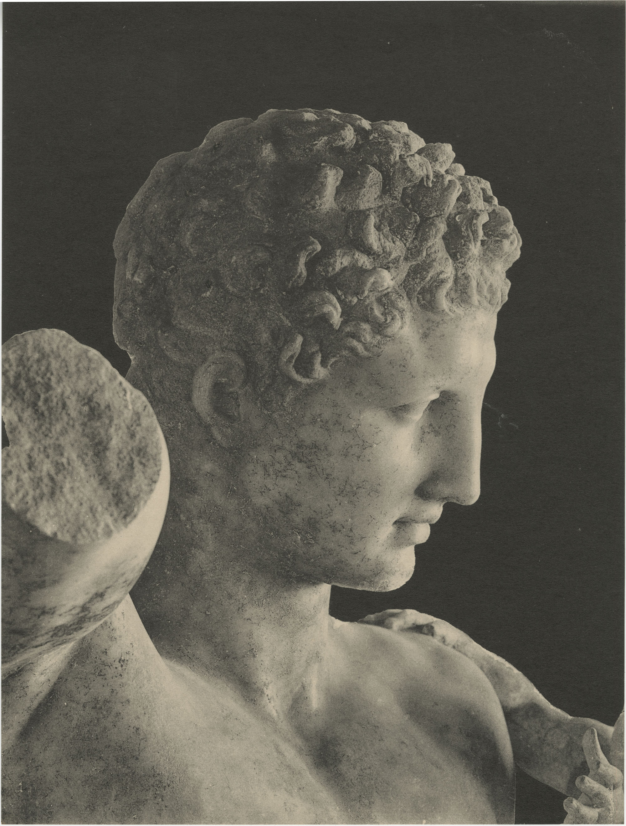 Sculpture from Athens, Greece, Photograph 23