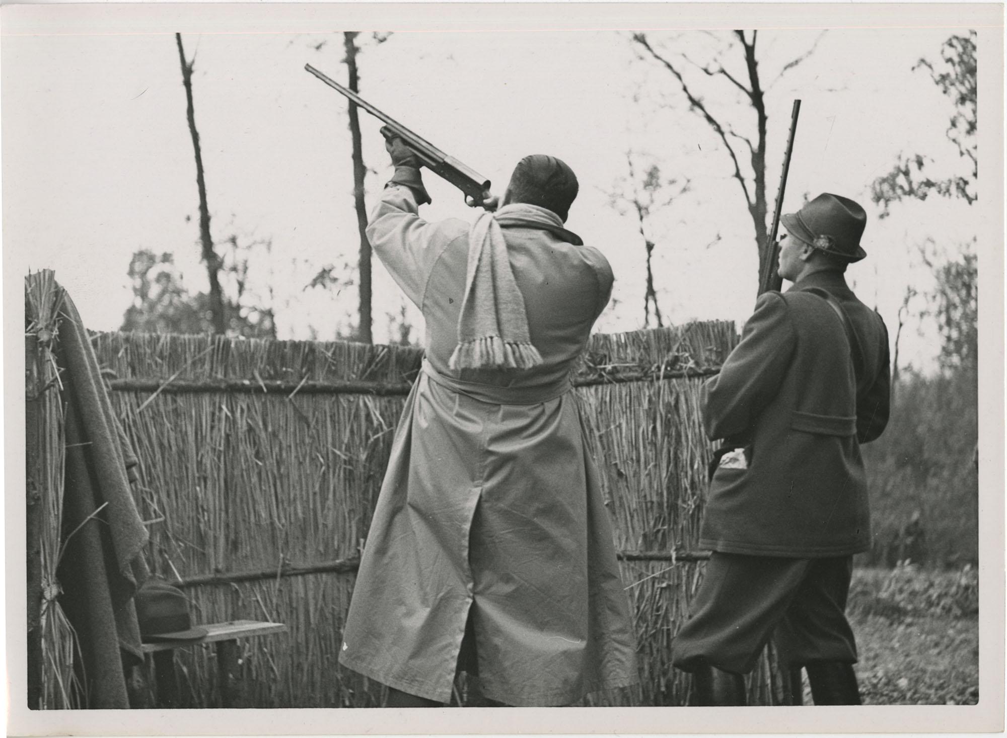 National Socialist Motor Corps (NSKK) shooting weekend, Photograph 18