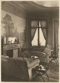 Directoire room' in the Royal Italian Consul in Sri Lanka, Photograph 2
