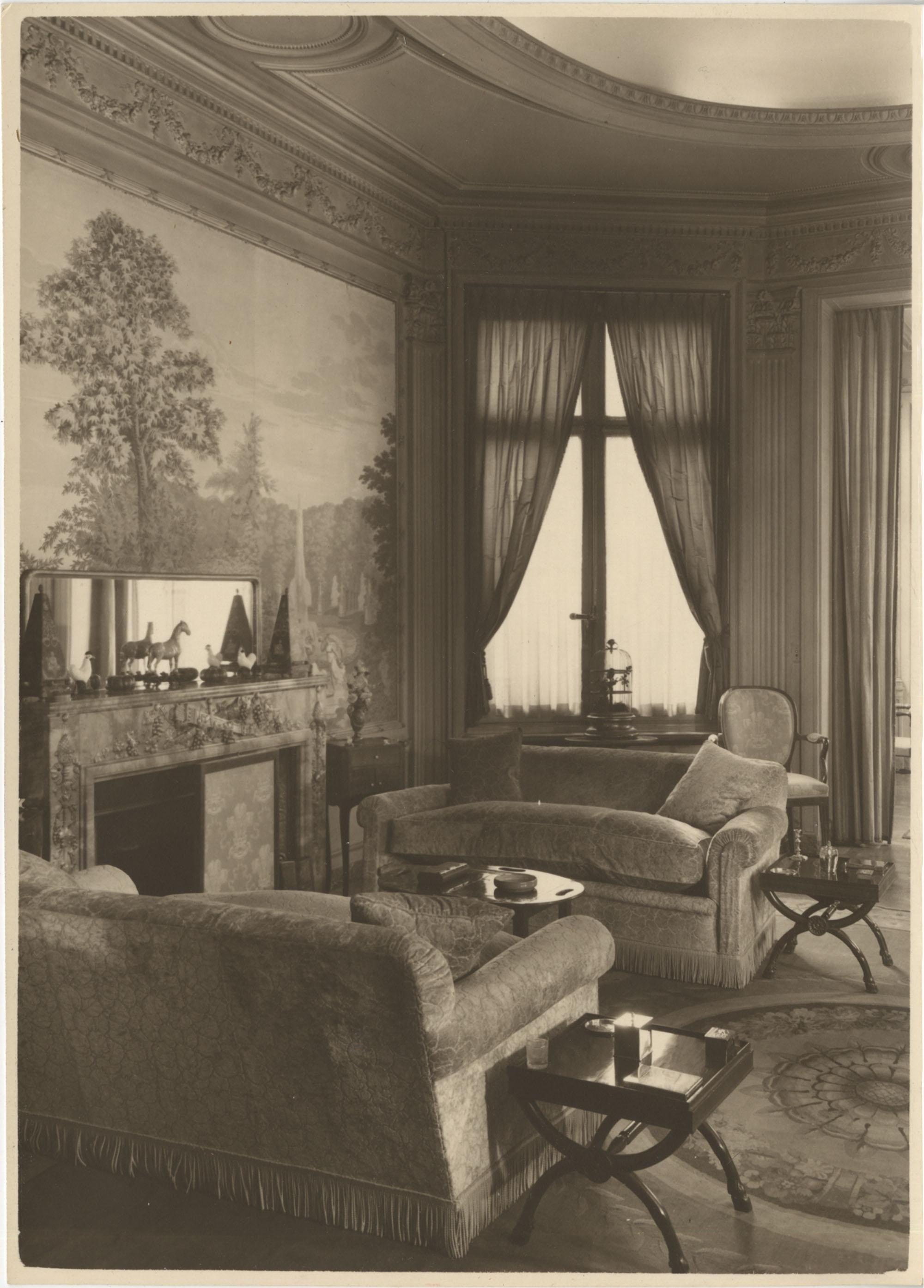 Directoire room' in the Royal Italian Consul in Sri Lanka, Photograph 2