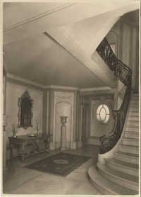 Entrance hallway in the Royal Italian Consul in Sri Lanka, Photograph 2