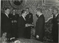 Mihai Antonescu's visit to Benito Mussolini, Photograph 43
