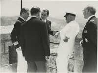 Mihai Antonescu's visit to Benito Mussolini, Photograph 49