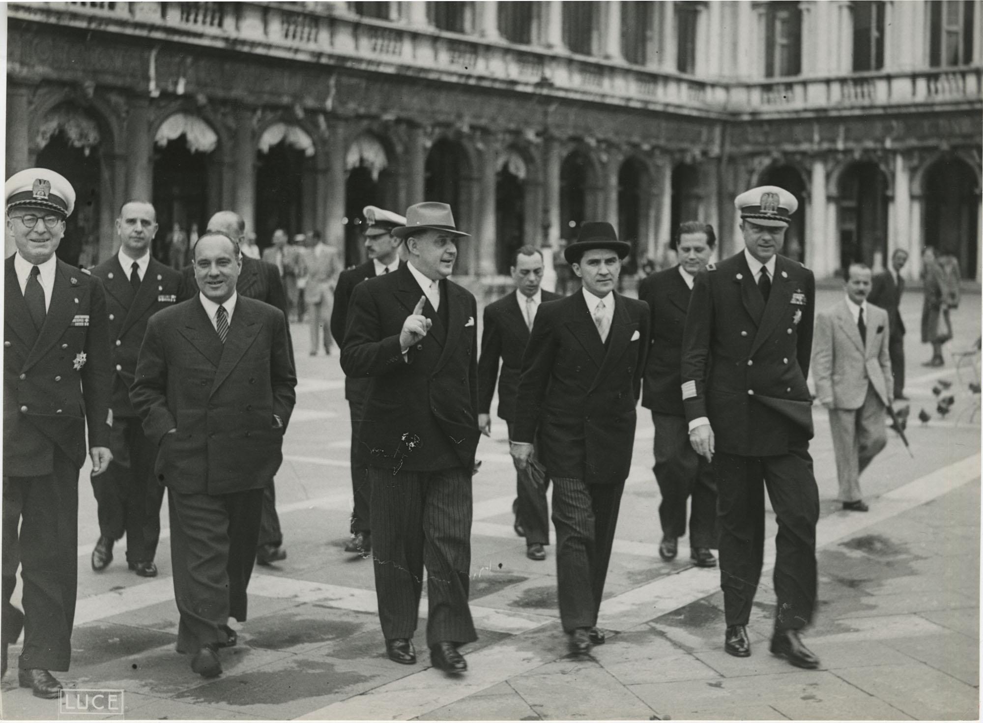 Mihai Antonescu's visit to Benito Mussolini, Photograph 44