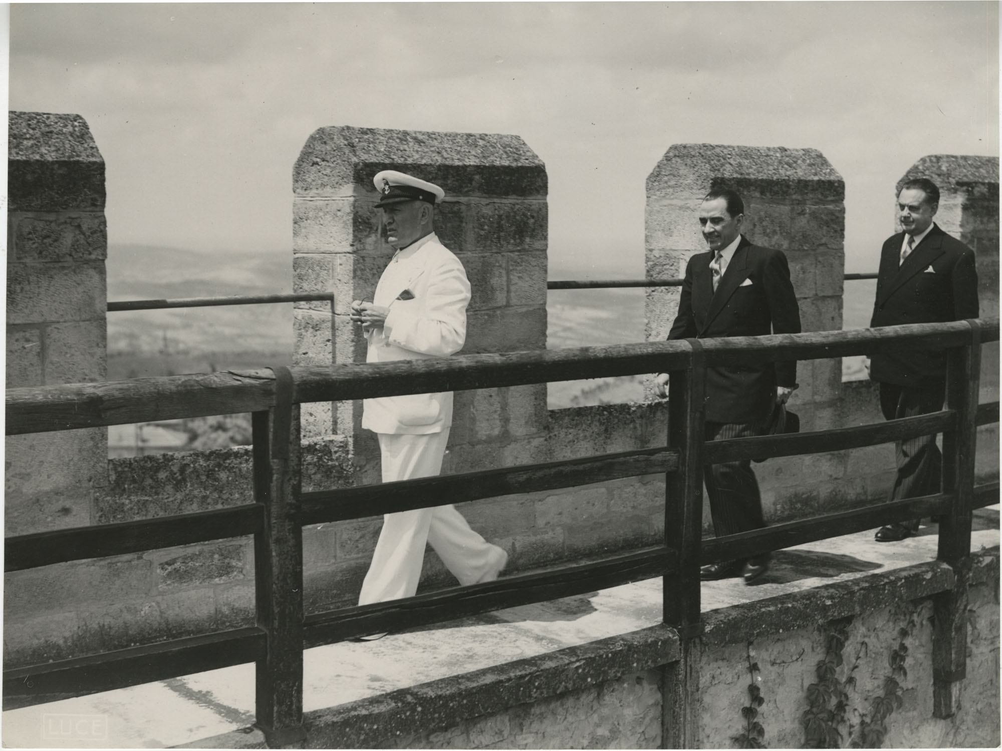 Mihai Antonescu's visit to Benito Mussolini, Photograph 47
