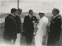 Mihai Antonescu's visit to Benito Mussolini, Photograph 16