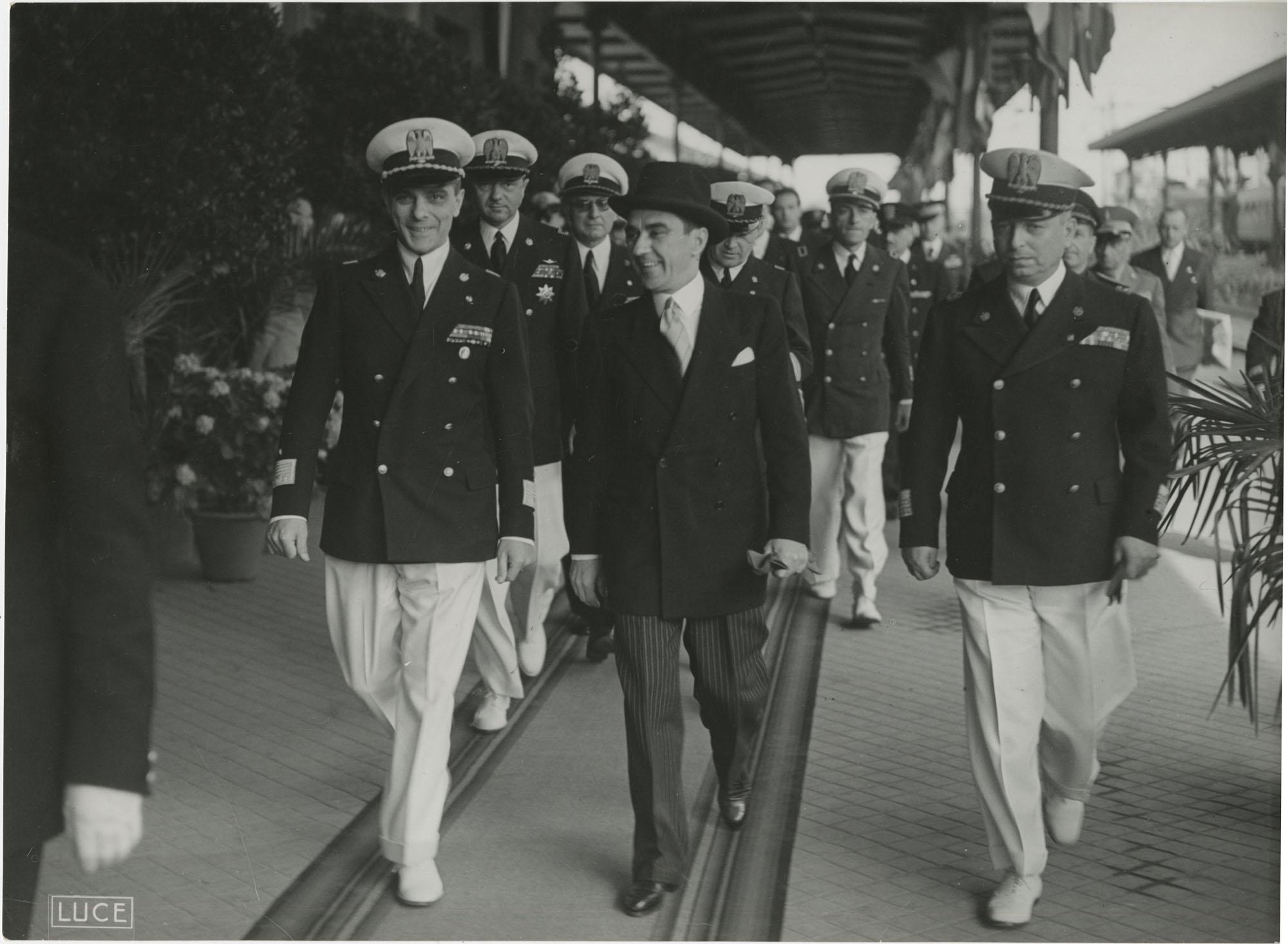 Mihai Antonescu's visit to Benito Mussolini, Photograph 11
