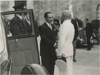 Mihai Antonescu's visit to Benito Mussolini, Photograph 15