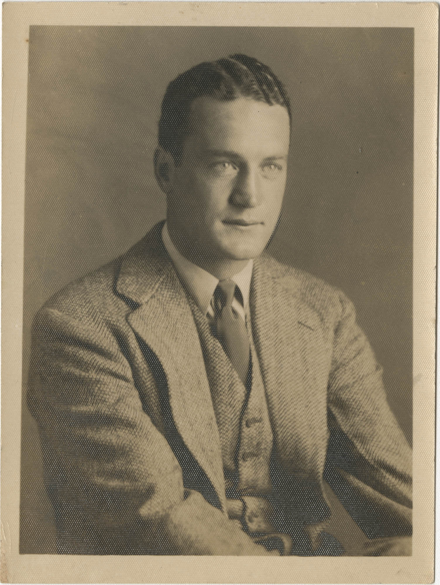 Photograph of Morris Legendre