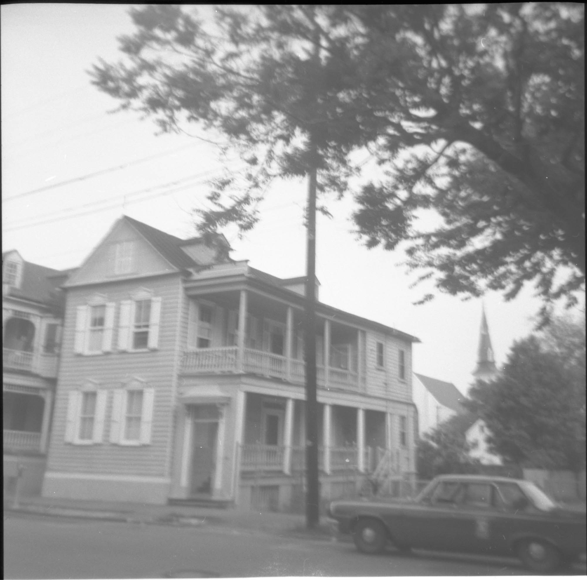 Unidentified Charlotte Street House