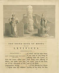 The Third Book of Moses, called Leviticus