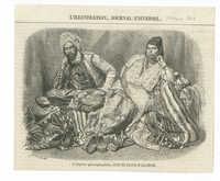 Juif et Juive d'Algérie