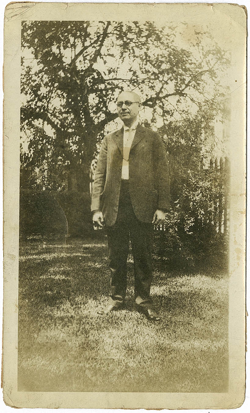B.F. Cox, principal of Avery Normal Institute