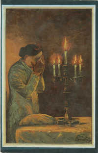 The Jewish Candlelighter