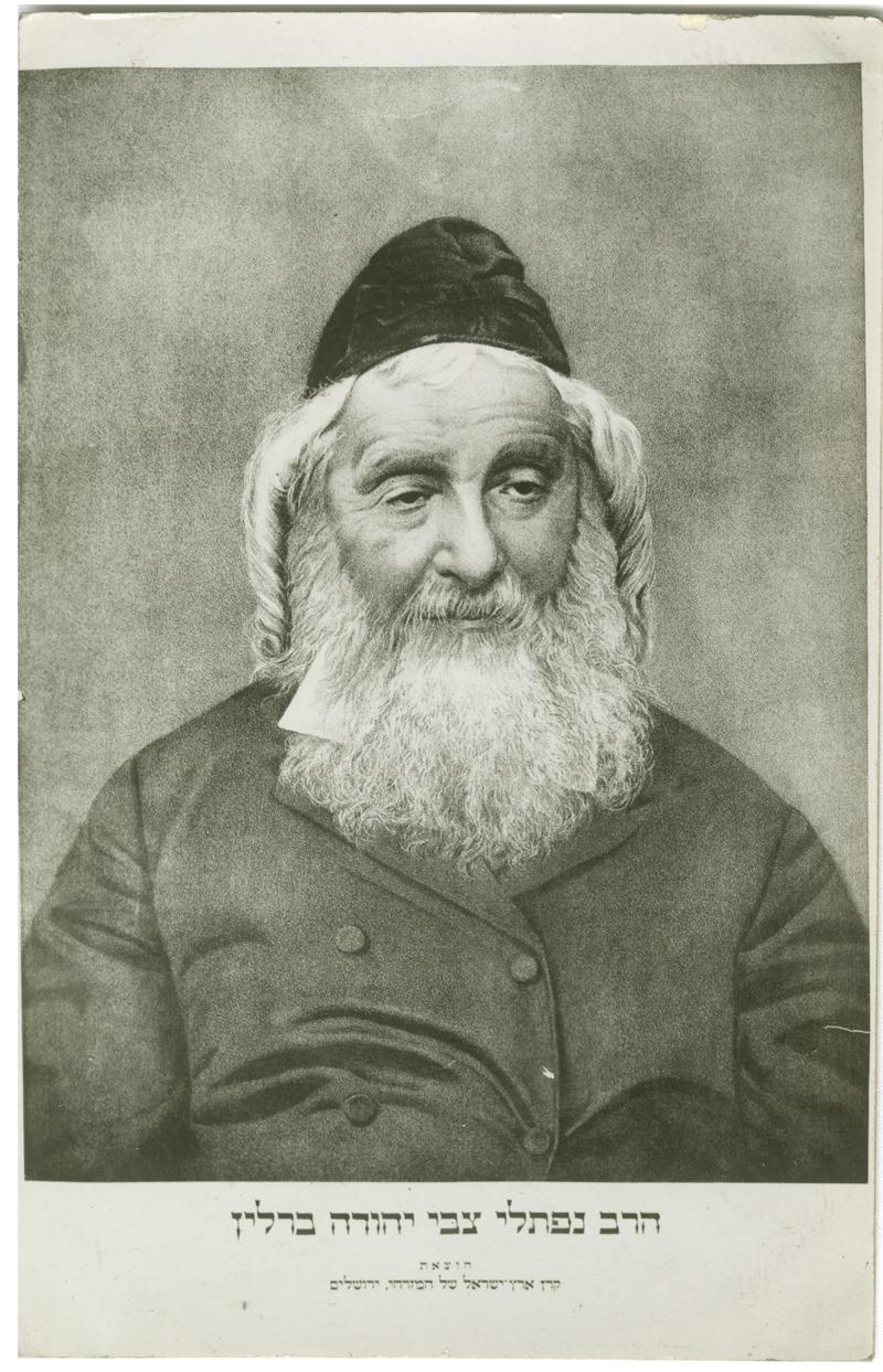 הרב נפתלי צבי יהודה ברלין