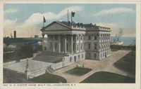 U.S. Custom House built 1767-Charleston, S.C.