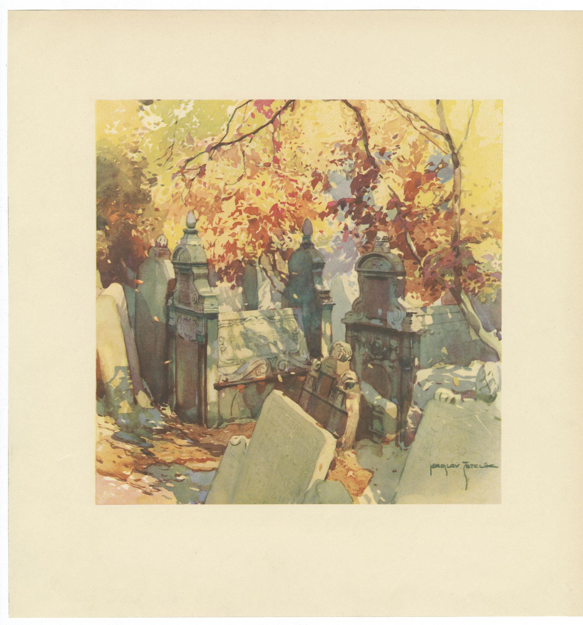 [Starý židovský hřbitov]