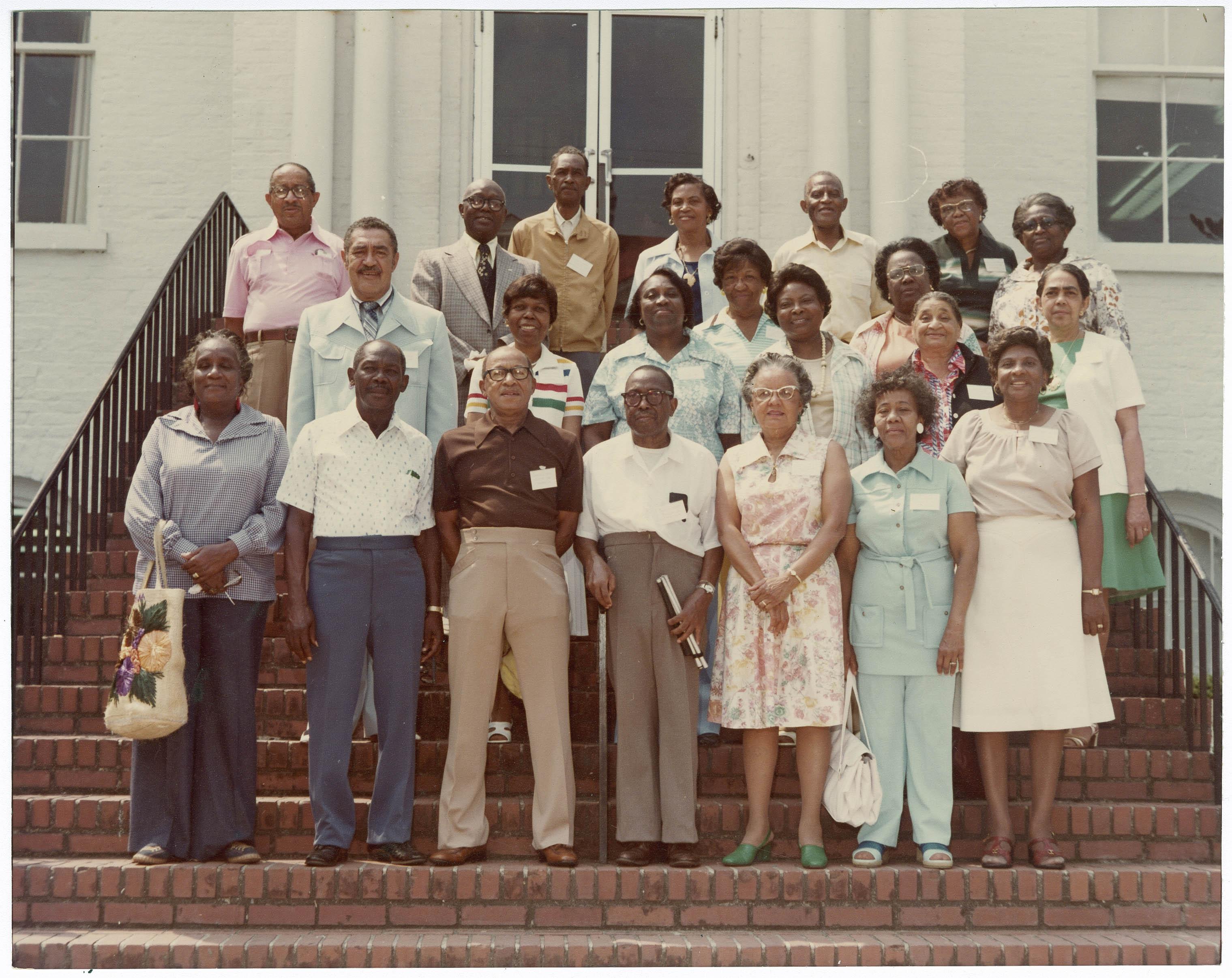 Avery Class Reunion 1930s Graduates