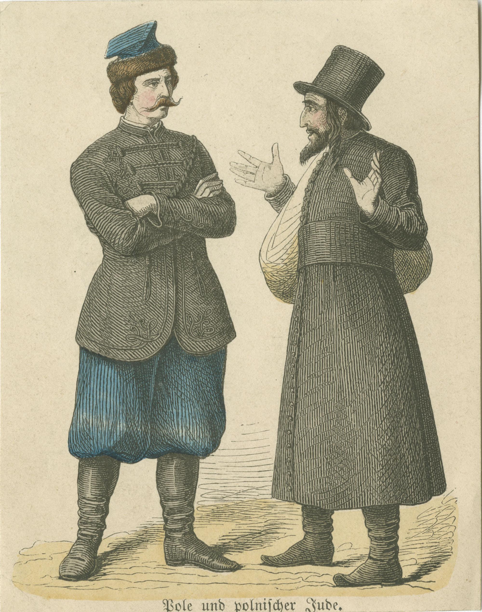 Pole und polnischer Jude