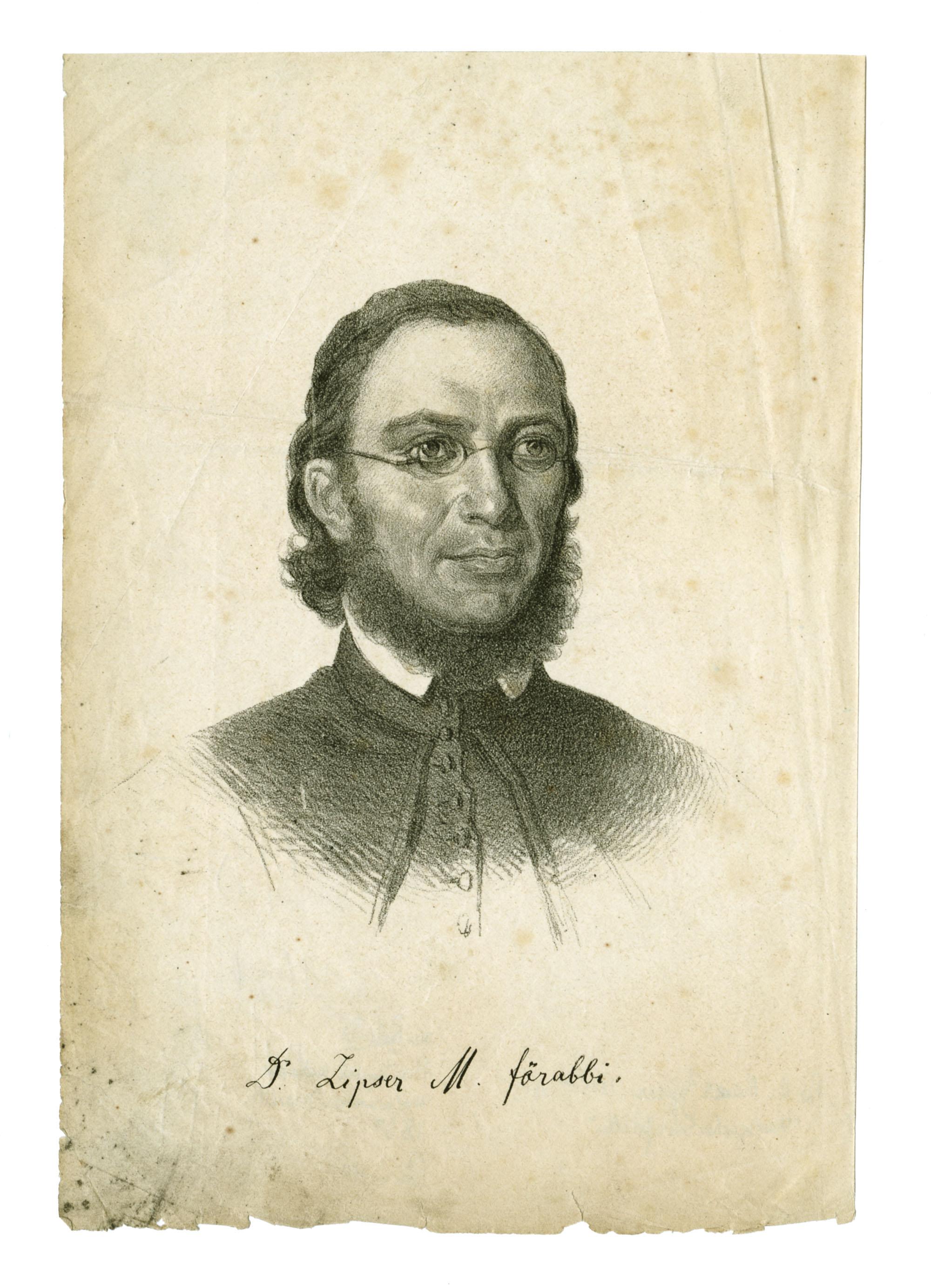 D. Zipser M. főrabbi.
