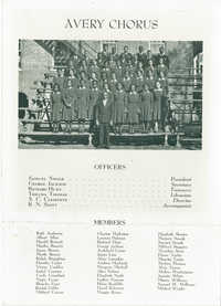 Avery Chorus