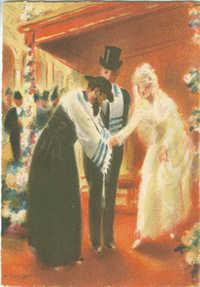 Cérémonie du Mariage - Mazeltov / מזל טוב