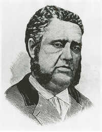 Sketch of Francis L. Cardoza