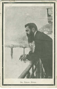 Dr. Theod. Herzl