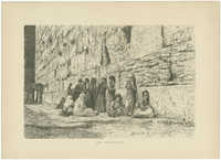 Jews' Wailing-Place