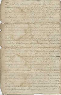 Letter written to Senator John Lawson regarding a requisitioned ship, December 17, 1778