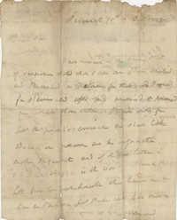 Letter written by Robert Howe, December 15, 1778