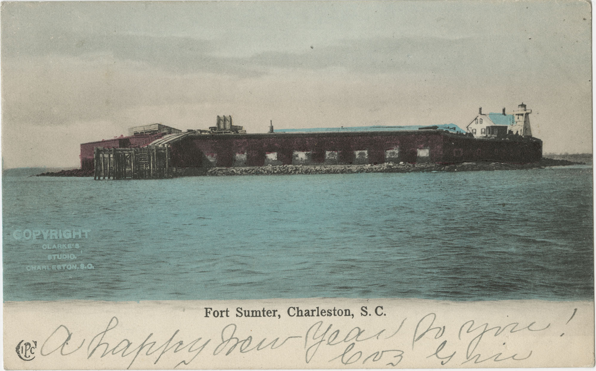 Fort Sumter, Charleston, S.C.