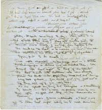 Letter from Gertrude Sanford Legendre, August 17, 1943