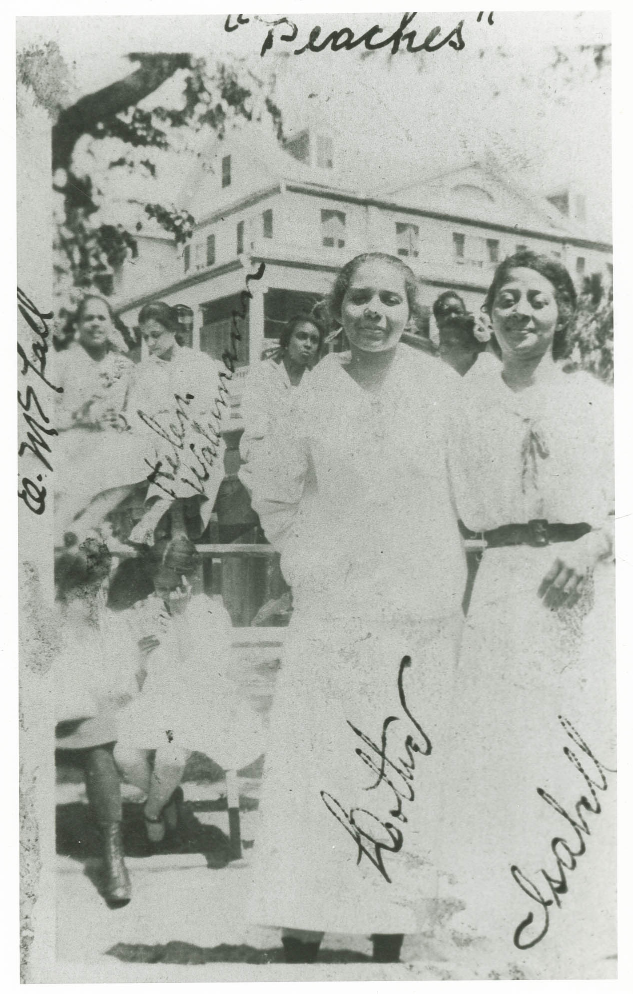 Two Female Avery Students