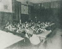 Avery Students in the Classroom