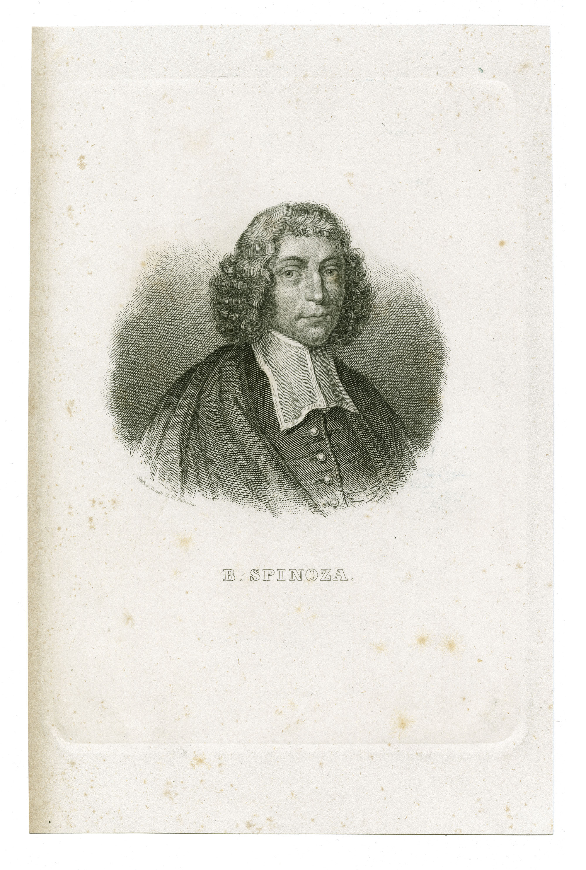 B. Spinoza