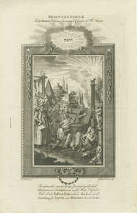 Frontispiece to Dr. Hurd's Religious Ceremonies & Customs of All Nations