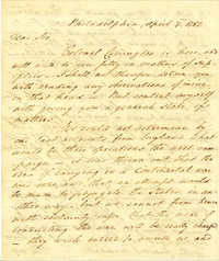 Letter from Benjamin Lincoln to Nathanael Greene